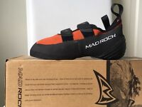 Mad Rock's Flash size 4 Black/Red