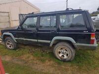Jeep Cherokee For sale. No MOT - Needs alternator