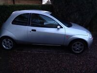 "FORD KA 1.3 ""LUXURY"" 3 DOOR"