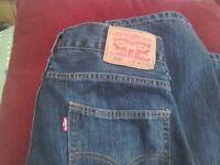 Levi men's jeans