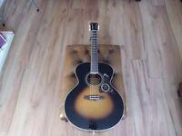 Tanglewood TW60 SC VS Accoustic Guitar
