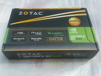 ZOTAC 1GB Graphics Card *Brand New, Boxed*