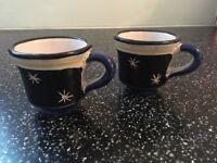 Handmade Italian Espresso Cups