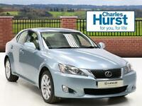 Lexus IS 220D SE-I (blue) 2009-09-21