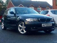 2011 BMW 1 Series 2.0 116d Sport 5dr FSH + £30 TAX + 1 OWNER not audi a3 volkswagen golf