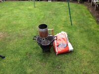 BBQ / log burner