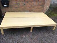 IKEA coffee table free to uplift