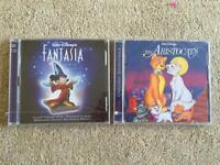 Disney CD's