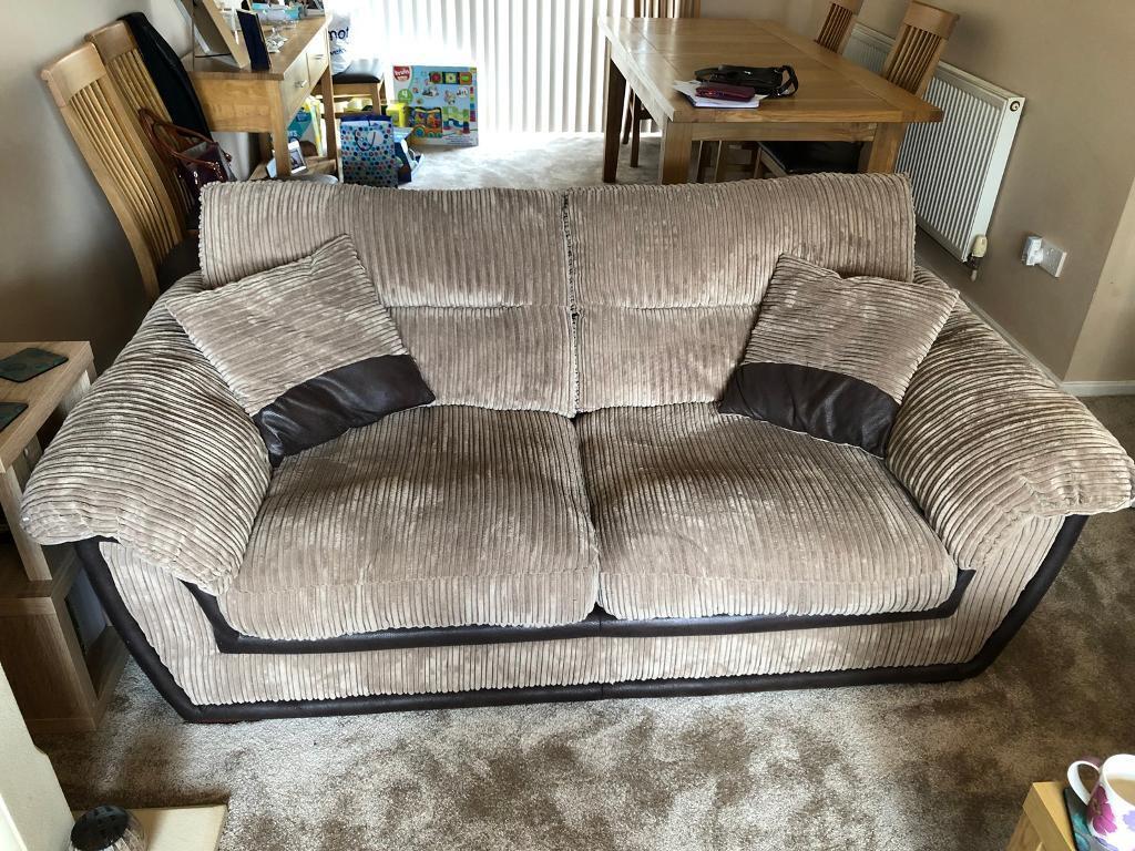 Dfs Saxon Sofa