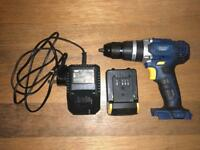 Draper Expert 18v Combi Drill - Hardly Used!