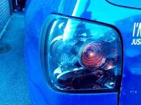 Polo 6n rear lights