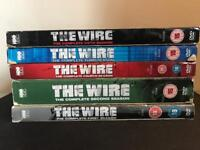The Wire Complete S1-5