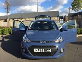 Hyundai i10 2015 65 Plate Auto - Mileage only 325 miles! - Quick Sale - Cat D