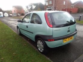 Stunning little corsa £300 just spent full mot looks and drives as new FSH stamped receipts with ser