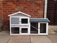 Chicken house or rabbit house