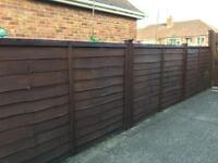 Used Fences for collection + lots of Timber Free