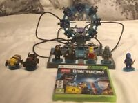 Lego Dimensions 360 starter pack and figures