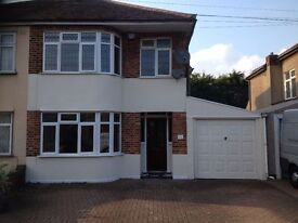 LARGE 3/4 BED HOUSE ROMFORD! GARAGE, DRIVEWAY, LESS THAN 1 MILE TO ROMFORD STATION £1650PCM