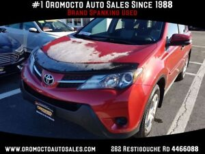 2013 Toyota RAV4 ALL WHEEL DRIVE, REMOTE STARTER