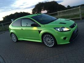WANTED FOCUS RS GREEN