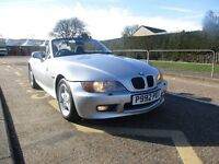 BMW Z3 1.9 AUTOMATIC ONLY 86,000 MILES