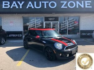 2013 MINI Cooper Cooper S+RED STRIPS+DOUBLE ROOF