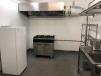 Limited time offer, FIRST MONTH RENT FREE!!! Great opportunity for a start up takeaway business.