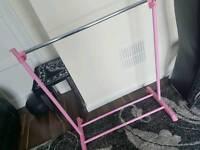Pink rail