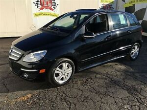 2009 Mercedes-Benz B-Class Automatic, Panoramic Sunroof