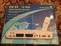 Zehnder 12v Digital Satellite Receiver Model DX65
