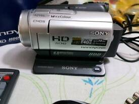 Sony HDRSR5E 40gb