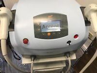 Alma Accent Laser | Radio Frequency | Body Contouring | RF Skin Tightening Machine
