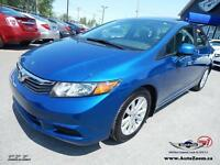 2012 Honda Civic Sdn EX ** SUN ROOF **