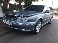 Jaguar X-type 3.0 V6 2003 - 103,000 miles - MOT&TAX - drives good - not Lexus bmw Audi Mercedes ford