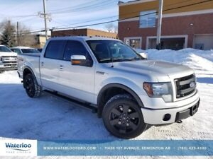 2013 Ford F-150 XLT SuperCrew 145 | Running Boards | Remote Star