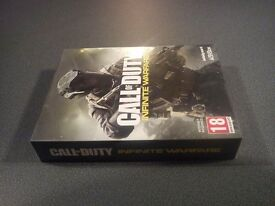 **COD - INFINITE WARFARE (PS4) LIMITED HELLSTORM EDITION (NEW + SEALED)**