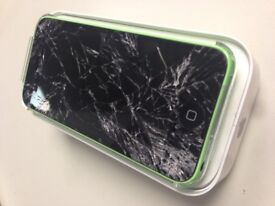 I WILL BUY CRACKED IPHONE 5C AND ABOVE OFF U FOR CASH NOW