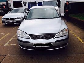Ford Mondeo 2005 2.0 Tdci Diesel Very Economical & Reliable Car Perfect Working Condition CD Player