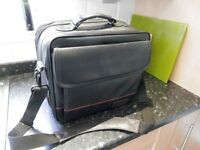 Lovely Targus laptop bag, black, excellent condition.