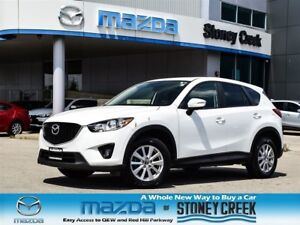 2015 Mazda CX-5 GS Moonroof Foglights Rear Cam Heated Seats