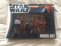 Star Wars Chess - antique style