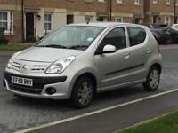 Quick Sale Nissan Pixo 1Litre Automatic 11000 miles genuine warrantd £115 a year mot drive perfect