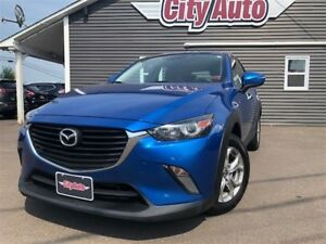 2016 Mazda CX-3 GS  Sunroof   All Wheel Drive