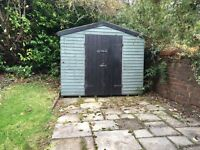 Sorry this is no longer available - Free Garden Shed