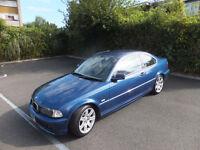 BMW 325 Ci coupe 115000 mjiles, 2001 year