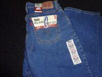 Levi jeans Lady's boot cut. New unworn still labelled.