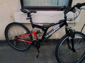 Muddyfox mens mountain bike