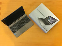 ASUS Transformer Book (barely used, minor scuff on the underside of keyboard - with original box)