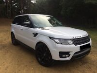 **PRICE DROP**Land Rover Range Rover Sport HSE Dynamic 2016 Stealth Pack