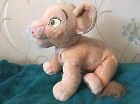 Nala Disney Original Plush Toy